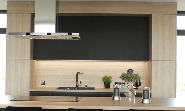Cocina moderna, Posen