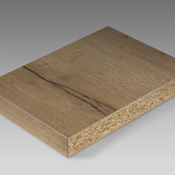 Feelwood Worktop with straight edging