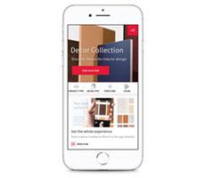Decorative Collection App