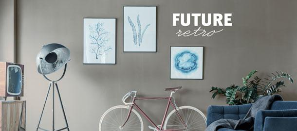 Trendwereld FutureRetro - de combinatie van verleden en toekomst