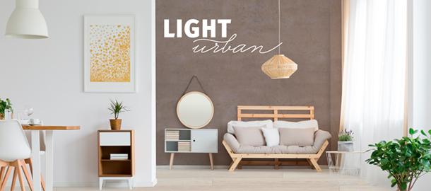 Trendwereld LightUrban - charmant met een stedelijk ontwerp
