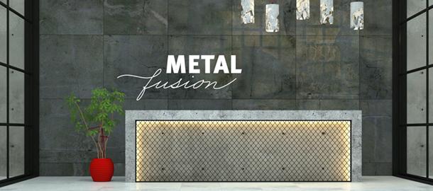 Trendwereld MetalFusion - ontwerpen met technische koelte