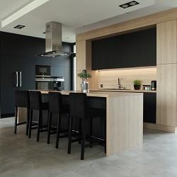 Modern Kitchen Posen: PerfectSense Matt