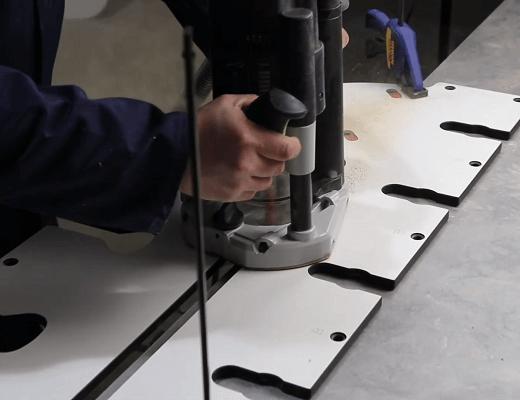 EGGER Worktop Fitting Videos