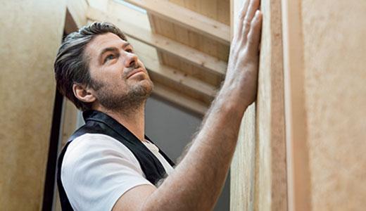 Продукция компании ЭГГЕР для деревянного домостроения
