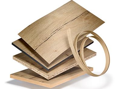 Produkty pro výrobu nábytku a interiérový design