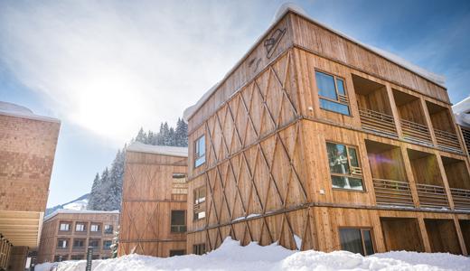 Референц-объект: отель «Tirol Lodge», Элльмау