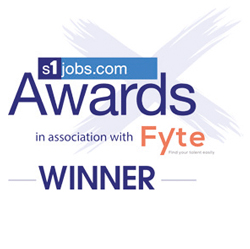 S1 Jobs Awards Winner