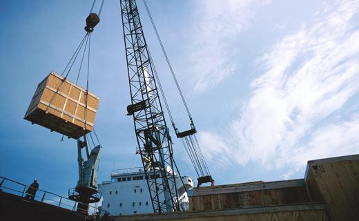 Exportverpackung ISPM 15