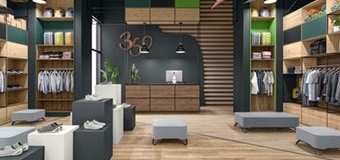 Products for furniture and interior design