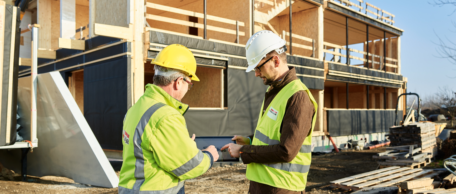 Digitale Planungsdaten mit EGGER Bauprodukten für BIM und CAD Systeme
