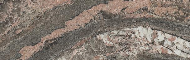 F012 ST9 Granit Magma červený