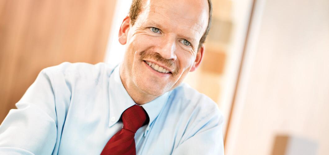 Klaus Monhoff, Head of Design & Decor Management at EGGER Group