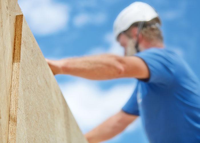 ОСП 4 ТОП  – плита для деревянного домостроения