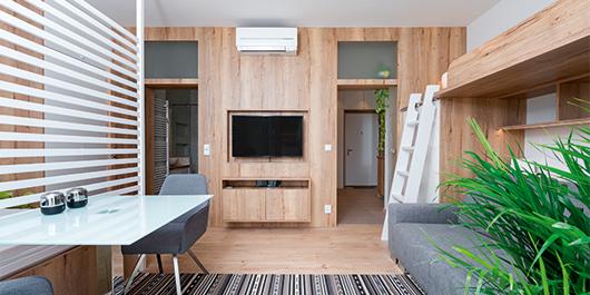 Designový apartmán