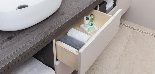 Гигиеничность важна также в ванных комнатах жилых помещений.