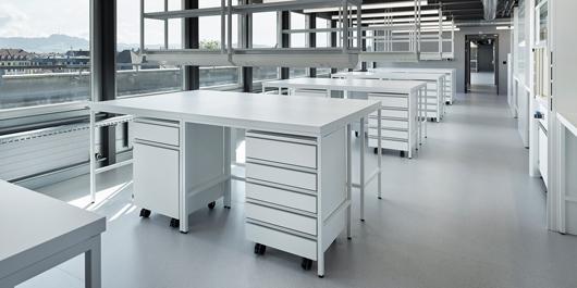 Swiss university laboratory Bern