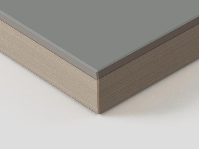 Doppia Dust Grey-Alu