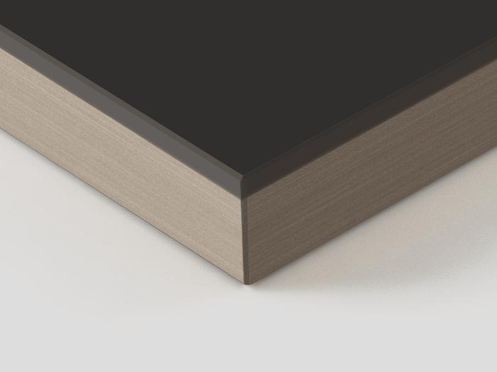 Doppia Graphite Grey-Alu