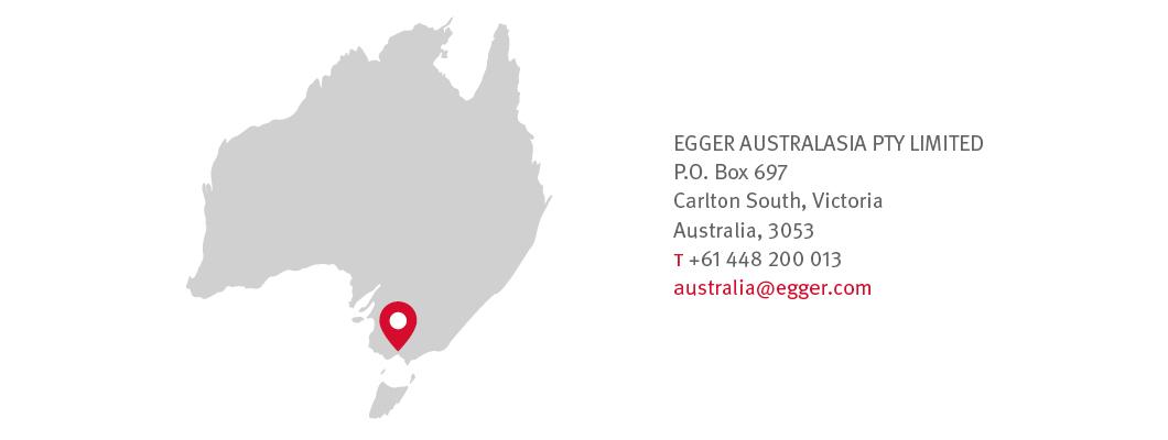 Egger International - Australia