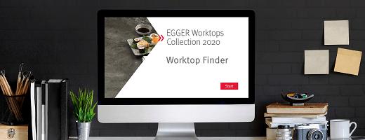 EGGER Worktop Finder