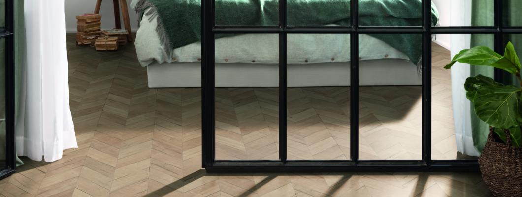 EGGER PRO Comfort Flooring - EPC035 Natural Vidoria Oak