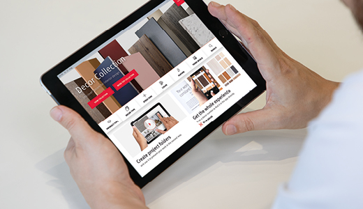 Discover the main features of the new Decorative Collection App
