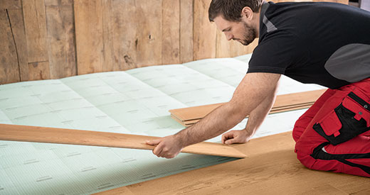 Flooring expertise for the professional