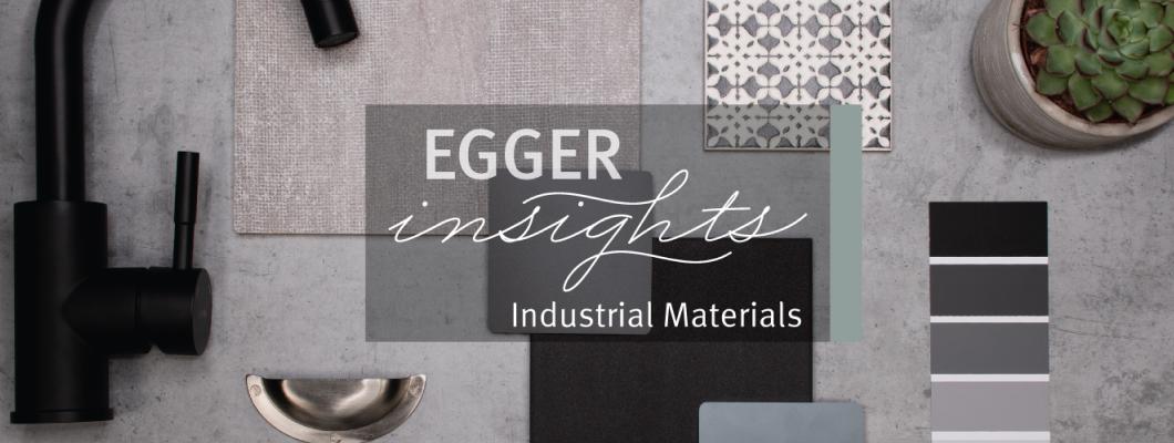 EGGER Insights: Industrial Materials
