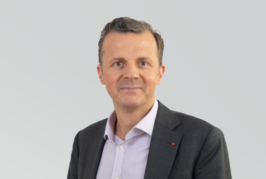 Andrew Tait, Commercial Director for Western Europe Division