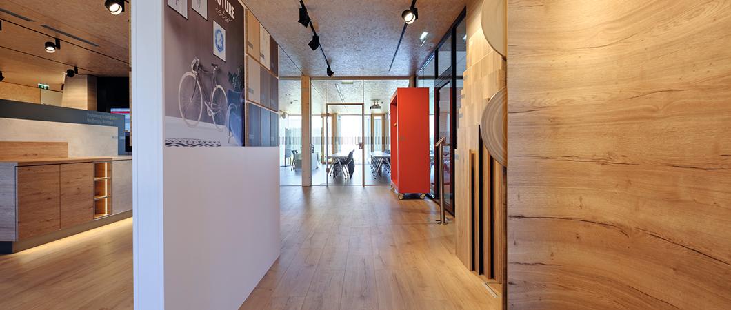 Noul Forum se află la etajul 1.