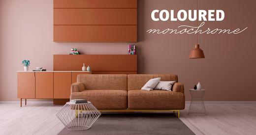 Coloured Monochrome