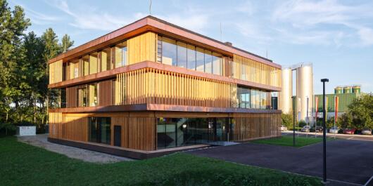 Nowy budynek administracyjny, Unterradlberg