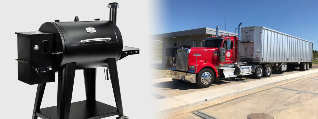 Win this Pit Boss Grill