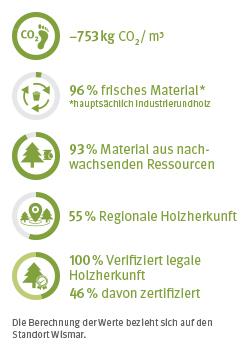 EcoFacts OSB 4 TOP Verlegeplatte