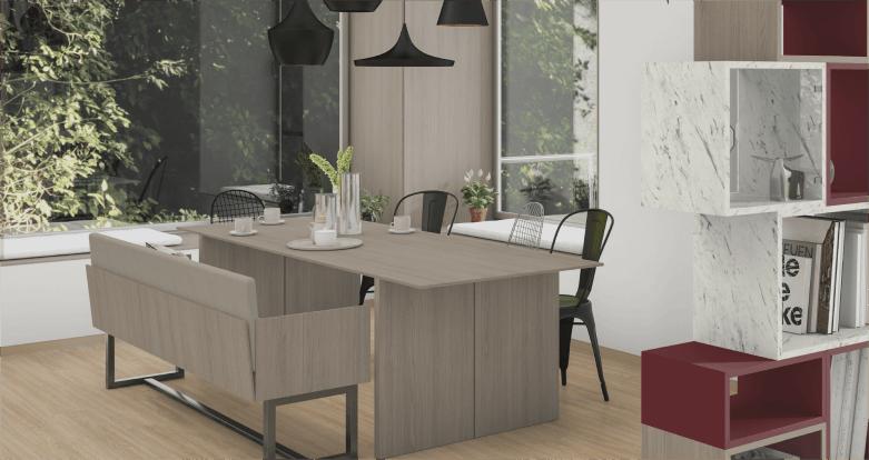 Dining area - Virtual Design Studio