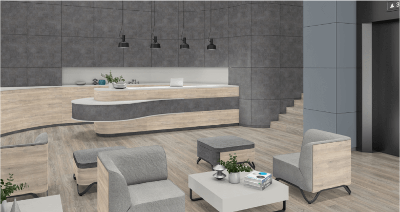 Lobby - Virtual Design Studio