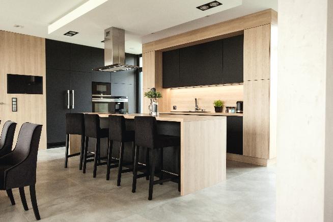Modern kitchen, Posen