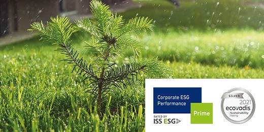Reconocimientos al desempeño en materia de sustentabilidad del Grupo EGGER