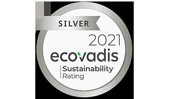 Medalla de plata de EcoVadis