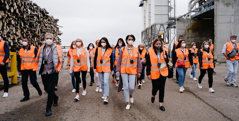 Экскурсия по заводу ЭГГЕР в Гагарине
